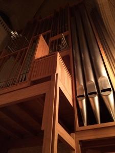 orgel Grindtvigskirke
